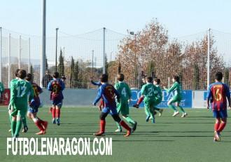 alevin Preferente - Oliver Stadium Casablanca