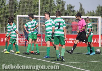 Alevines Juventud de Huesca