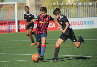 Alevines - Oliver - Huesca SD escuela