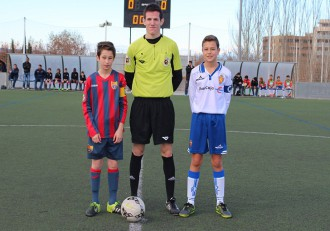 Alevines Oliver Zaragoza