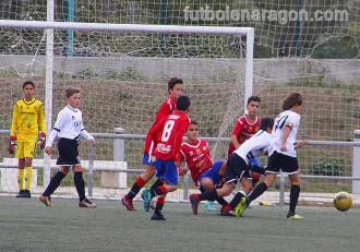Alevines Union la Jota Vadorrey - Montecarlo