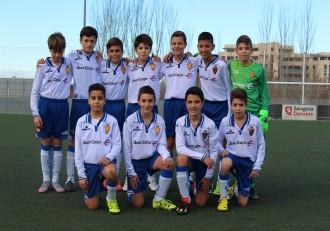 Alevines Real Zaragoza