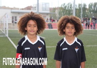 Benjamines Alcañiz Marcel y Manel Aragones Dos Reis