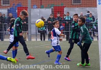 Benjamines El Gancho Ebro