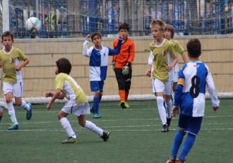 Benjamines Ebro El Salvador