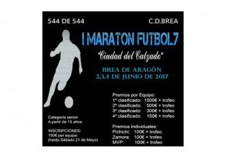 Brea Marathon futbol 7