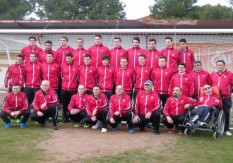CD Torres 2015- 16 2ª Regional