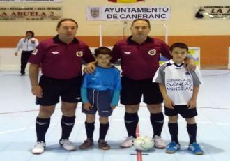 Campeonato de Aragón de futbol sala Alevín