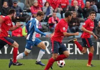 Espanyol B - Ebro