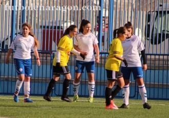 Futbol Femenino Zaragoza B - Ejea