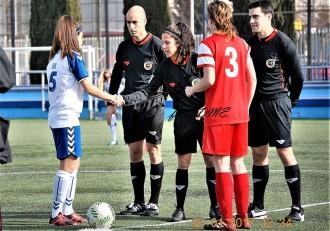 Futbol Femenino Alcaine Adaia