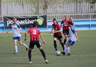 Futbol femenino Alcaine Sporting