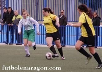 Futbol Femenino Aragonesa El Olivar