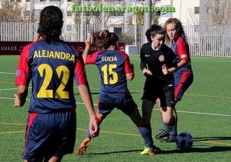 Futbol femenino CD Oliver - Mulier FCN