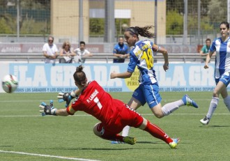 Futbol femenino Español Alcaine