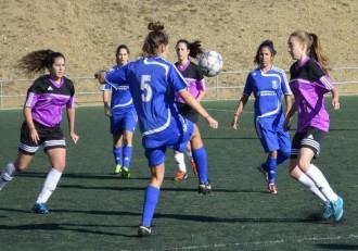 Futbol femenino Peña Ferranca