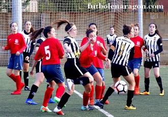 Futbol Femenino Ranillas Fraga
