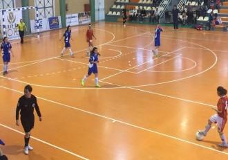Futbol Femenino Sala Zaragoza Calceatense