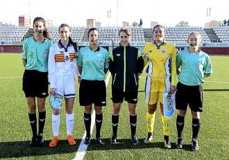 Futbol Femenino Aragon Canarias sub-15