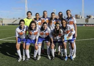 Futbol Femenino Seleccion Aragonesa Sub-17