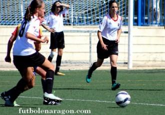 Futbol femenino Teruel