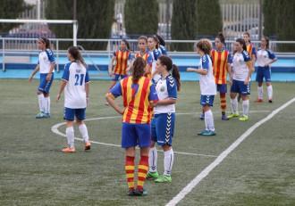 Futbol femenino Transportes Alcaine Fleta