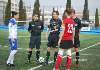Futbol femenino Transportes Alcaine Sant Gabriel