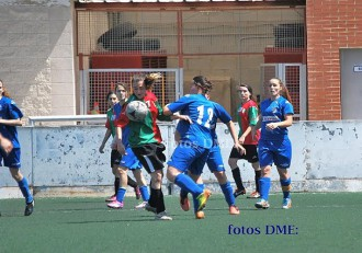 Futbol femenino Utebo Delicias