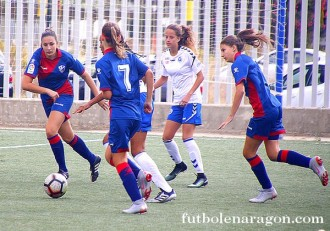 Futbol Femenino Zaragoza CFF A - Huesca B