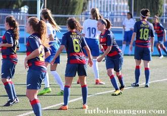 Futbol Femenino Zaragoza Oliver