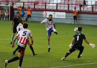 Gol de Angel Martínez