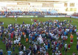 Huesca ascenso