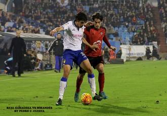 Jesús Vallejo Real Zaragoza Mirandés