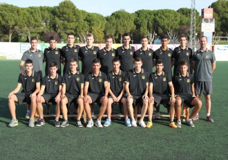 Juvenil preferente Fraga