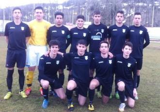 Juvenil preferente Juventud Huesca