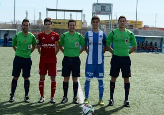 Juveniles At. baleares real Zaragoza