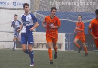 Juveniles Ebro - Sto. D. Juventud