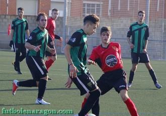 Juveniles El Gancho - Alfajarin