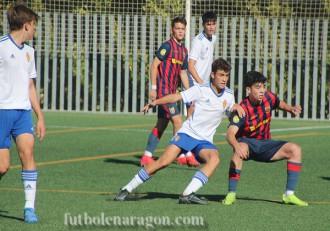 juveniles Oliver - Zaragoza