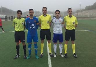 Juveniles Zaragoza Mallorca