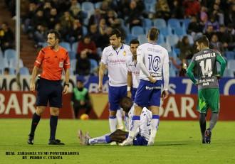 Diamanka Real Zaragoza