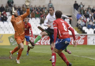 Liga Adelante Racing Zaragoza