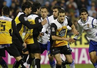 Liga Adelante Zaragoza Lugo