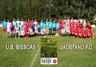 U-D- BIESCAS  -  JACETANO F.C.