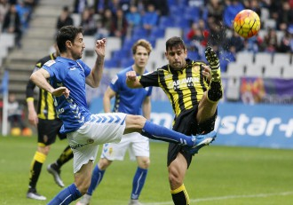 Oviedo real Zaragoza