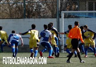 Primera juvenil Ebro San Jose 22-02-2015
