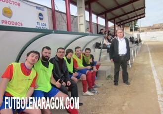 Primera Regional Castelseras Jose manuel Roca