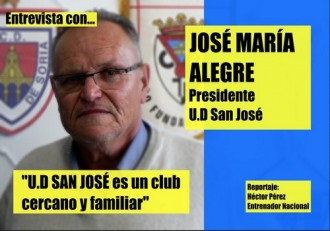 San Jose Jose Maria Alegre