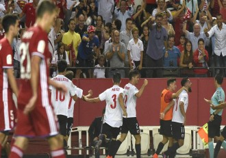 Sevilla At - Zaragoza