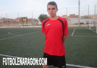 Tercera cadete escalerillas Raul Magallon